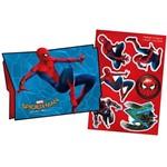 Kit Decorativo Homem Aranha de Volta ao Lar - Painel e Enfeites