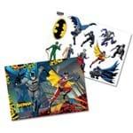 Kit Decorativo Isopor/papel Batman - Festcolor 1019217