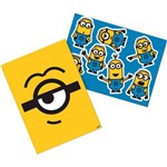 Kit Decorativo Minions