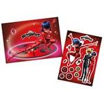 Kit Decorativo Miraculous Ladybug - Painel e Enfeites