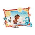 Kit Decorativo Moana Baby - Painel e Enfeites