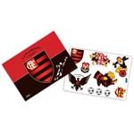 Kit Decorativo Poster Flamengo - Festcolor