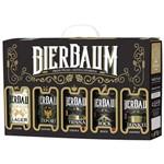 Kit Degustador de Cervejas Bierbaum Maleta com 5 Estilos Lager, Export, Vienna, Bock e Dunkel