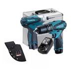 Kit DK1493 Furadeira e Parafusadeira - HP330D+TD090D + Coldre AR0015M - Makita