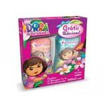 Kit Dora Shampoo +Condicionador +Adesivos 110 Ml