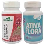 Kit DRY Fate Seca Barriga e Ativa Flora Regulador Intestinal