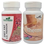 Kit DRY Fate Seca Barriga e Emagrecedor Thermo Slim Canela