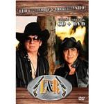 Kit DVD + CD - Léo Canhoto e Robertinho - 40 Anos