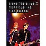 Kit DVD + CD Roxette - Travelling The World - Live