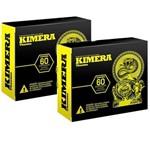 Kit Emagrecedor 2 Kimera - Cafeina - Termogenico