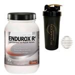 Kit Endurox R4 1 Kg Chocolate + Coqueteleira 600ml com Mola