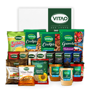 Kit Equilíbrio para o Dia Zero Açúcares
