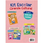 Kit Escolar 4 (rosa)