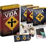 Kit - Escolhas da Vida (3 Livros+CD+DVD+Folder+Livreto)