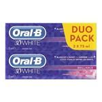 Kit Escova Dental Oral-B 3d White Leve 2 Pague 1 Unidade
