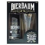 Kit Especial Colecionador de Cervejas Bierbaum Weiss Helles + Copo de Cerveja