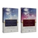 Kit Evangelho + Livro dos Espíritos Ide - Econômico