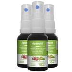 Kit 3 Extrato de Própolis Verde do Alecrin Apisnutri 30ml