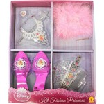 Kit Fashion Princesas U 0767 Rubies
