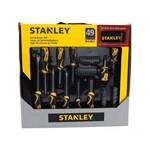 Kit Ferramentas Stanley 49 Peças - Stht70887m com Bolsa de Nylon