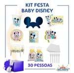 Kit Festa Baby Disney