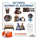 Kit Festa Batman Vs. Superman
