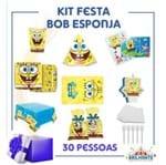 Kit Festa Bob Esponja