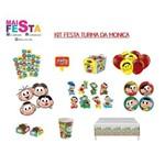 Kit Festa Completa para 16 Pessoas - Turma da Monica - Festcolor