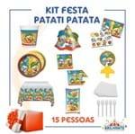 Kit Festa Patati Patata