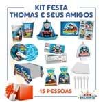 Kit Festa Thomas e Seus Amigos