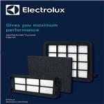 Kit Filtro para Aspiradores de Pó Electrolux EEF124LA Hepa Original Easybox Easy1 e Easy2