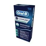 Kit Fio Dental Super Floss 750 Tiras - Oral-b