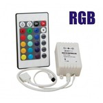 Kit Fita Digital Led - 133 Opções de Efeitos - Fita/controlador/controle Remoto