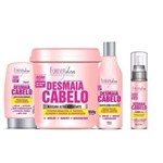 Kit Forever Liss Desmaia Cabelo Anti Frizz e Volume 950gr + Serum