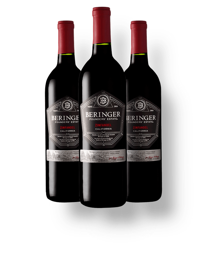 Kit 3 Founders' Estate Zinfandel