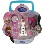 Kit Frozen Relógio Rosa - Candide