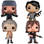 Kit Funko Pop The Walking Dead