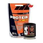 Kit Ganho de Massa Protein Complex Refil + C4 Beta Pump - New Millen