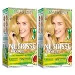 Kit Garnier Nutrisse - Coloração 90 Areia Kit