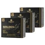 Kit 3 Golden Lift Milk Super Food Essential Nutrition 15 Sachês