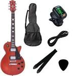Kit Guitarra Strinberg Les Paul LPS260 + Afinador Digital + Acessórios