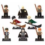 Kit Harry Potter Modelo LEGO 8 Peças
