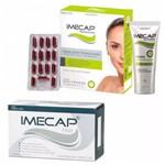 Kit Imecap Rejuvenescedor + Imecap Hair 60 Cápsulas