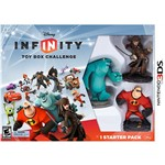 Kit Inicial Disney Infinity - 3DS