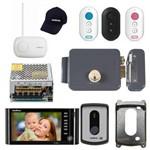 Kit Interfone Residencial Camera Video Porteiro Intelbras