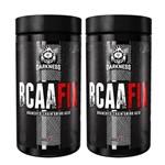 Kit Kfit 2x Bcaa Fix 240caps Integral Medica