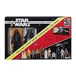 Kit Legado Star Wars The Black Séries 40 Anos - Darth Vader