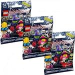 Kit 3 Legos Minifigures Serie 14 - 71010