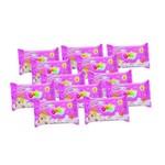 Kit Lenços Umedecidos Muriel com 600 Unidades Baby Menina