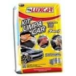 Kit Limpa Car Luxcar 3x1